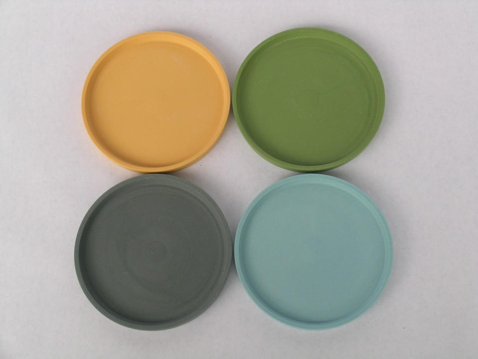 FOUR COLORS OF OUR MINIMUS AND PICCOLO POTS